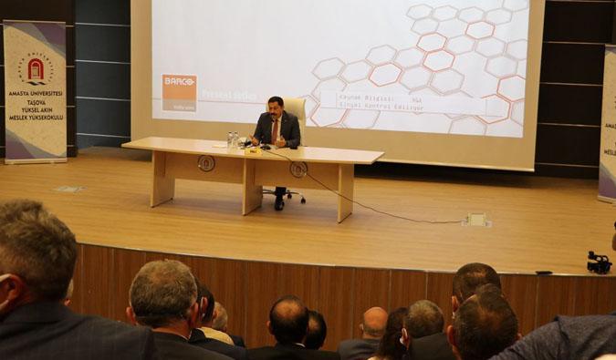 Vali Mustafa Masatlı İlçemizi Ziyaret Etti