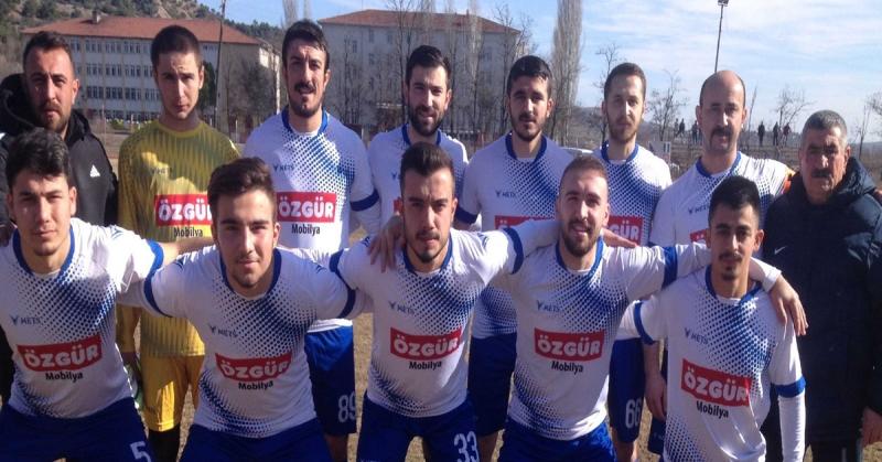 Yeni Taşovaspor, 1968 Amasyaspor'a 8-1 Mağlup Oldu