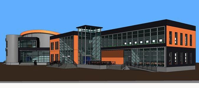 Yüksek okul Kongre Merkezi inşaatı ihaleye çıktı