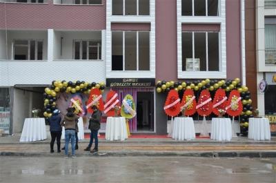 Gamze Güzellik Merkezi Açılışı