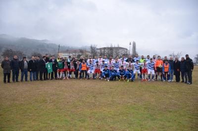 Yeni Taşova Spor -TAŞDEF Karması Maçı